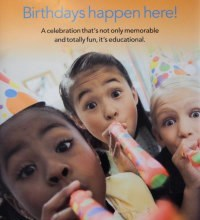 Birthday parties at The Discovery Museum, Reno, Nevada, NV