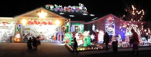 Best Christmas Decorations Cold Dprings Nv 2020 Christmas Lights and Decorations Displays in the Reno Area