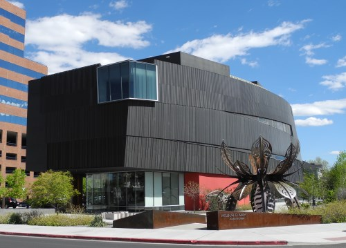 Nevada Museum of Art in Reno