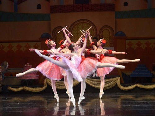 The Nutcracker ballet, Pioneer Center, dance, show, Christmas, holidays, Reno, Nevada, NV