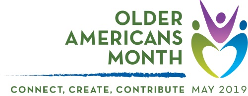 Older Americans Month, May, 2019