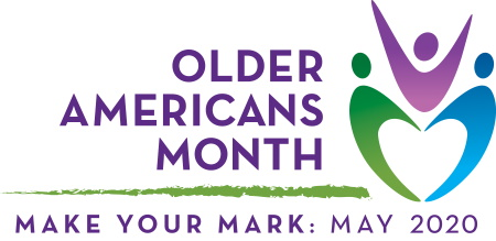 Older Americans Month, May, 2020