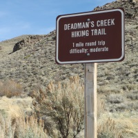 Reno area hiking walking trails, Nevada, NV