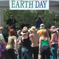 Reno Earth Day at Idlewild Park