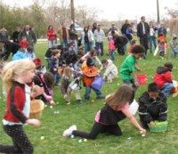 Easter egg hunts around Reno, Nevada