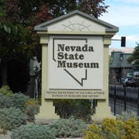 Nevada State Museum, Carson City, NV