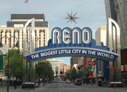 Reno Arch as of early 2018