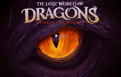 Lost World of Dragons exhibit, Wilbur D. May Museum, Reno, Nevada, NV