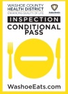 Washoe County restaurant, food establishment inspections