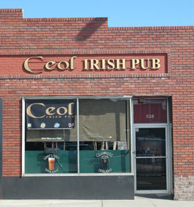 Irish pubs and bars in Reno, Sparks, Lake Tahoe, Nevada