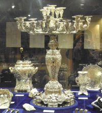 W.M. Keck Museum, Mackay Silver Collection, UNR
