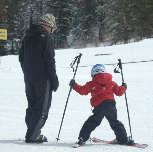 Mt. Rose Ski Tahoe, Learn to Ski and Snowboard Month