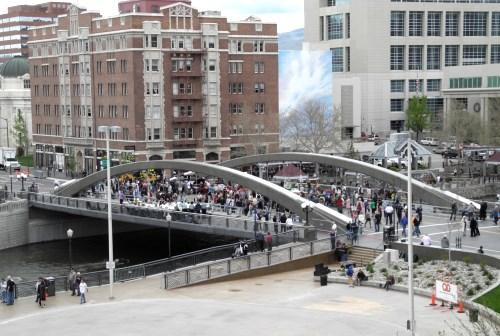 Virginia Street Bridge Replacement Reno Nevada